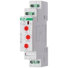 Пріоритетне реле струму F&F PR-611-03 230В AC 10А, діапазон 180-360А