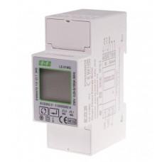 Однофазний лічильник електроенергії F&F LE-01MQ 230В 100А