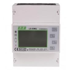 Лічильник електроенергії F&F LE-03MQ 3х230/400В 100А