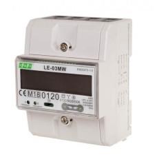 Лічильник електроенергії F&F LE-03MW 3х230/400В 80А