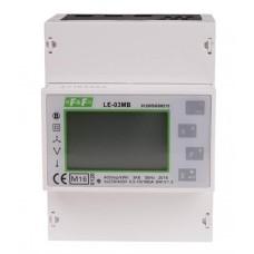 Лічильник електроенергії F&F LE-03MB 3х230/400В 100А
