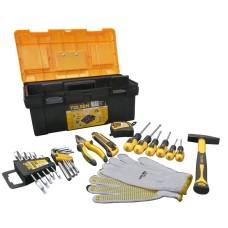 Набір інструментів Tolsen (85360) (26шт) (в пластиковому ящику)