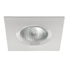 Точковий світильник KANLUX TESON AL-DSL50 (07373) алюміній