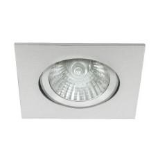 Точковий світильник KANLUX TESON AL-DTL50 (07371) алюміній