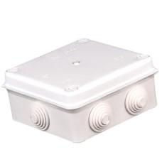 Зовнішня розподільча коробка Green Vision LP6399 125х125х60 ІР55