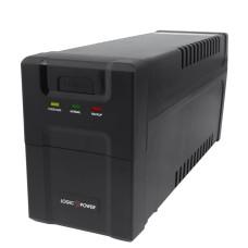 Джерело безперебійного живленя LogicPower LP10003 600VA-P (360Вт)