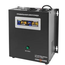 ДБЖ LogicPower LP10342 LPY-W-PSW-2500V A+ (1800Вт)10A/20A з правильною синусоїдою 24В