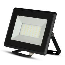 Вуличний прожектор V-TAC 3800157625524 LED 50Вт SKU-5959 E-series 230В 4000К (чорний)