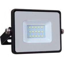 Вуличний прожектор V-TAC 3800157630818 LED 10Вт SKU-425 Samsung CHIP 230В 4000К (чорний)