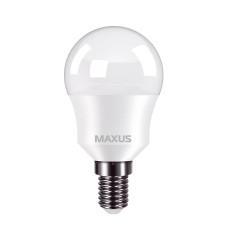 Світлодіодна лампа Maxus G45 8Вт 3000K 220В E14 (1-LED-749)