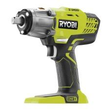 Ударний гайковерт Ryobi One+R18iW3-0 (5133002436) 18В 1/2 3 швидкості (без АКБ, ЗУ)
