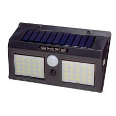 LED світильник на сонячних батареях Евросвет 56665 Solo-40 6400K