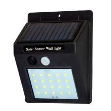 LED світильник на сонячних батареях Евросвет 56666 Solo-20 6400K