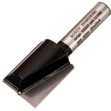 Пазова фреза Bosch Std S8/D20/L25