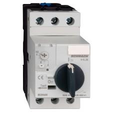 Автомат захисту двигуна Schrack BE200630 4-6,3А 3P