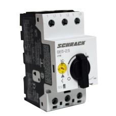 Автомат захисту двигуна Schrack BE502500 1,6-2,5А 3P