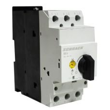 Автомат захисту двигуна Schrack BE663000 55-63А 3P