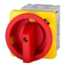 Головний аварійний вимикач Schrack IN8E2338 22кВт 80А 3P