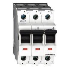 Головний вимикач навантаження Schrack BZ900223 125А 3P