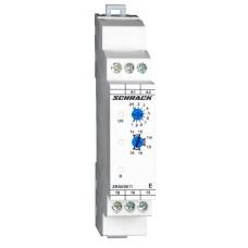 Таймер сигналізації з функцією ON-затримки Schrack ZRAE0011 Amparo 1CO 5А