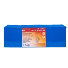 Литий залізо-фосфатний акумулятор LogicPower LP 10279 LiFePO4 24V 90Ah (BMS 60A)
