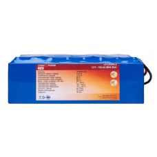 Литий залізо-фосфатний акумулятор LogicPower LP 11742 LiFePO4 12V 100Ah (BMS 80A)