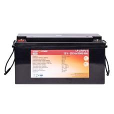 Литий залізо-фосфатний акумулятор LogicPower LP 11744 LiFePO4 12V 202Ah (BMS 80A) пластик