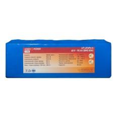 Литий залізо-фосфатний акумулятор LogicPower LP 11760 LiFePO4 48V 90Ah (BMS 80A)