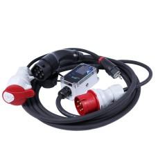 Однофазний зарядний пристрій для електромобіля Energy Star ES-M32T2-P M32 Box Pro Type 2 32А 7,2кВт