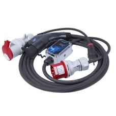 Однофазний зарядний пристрій для електромобіля Energy Star ES-M48T1-S M48 Box Smart Type 1 (J1772) с Wi-Fi