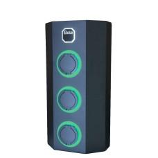 Однофазна зарядна станція для електромобілів Octa Energy SW322-C1-C1-C1 на 22кВт з 3 портами (Type 1 Type 1 Type 1)