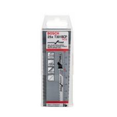 Пилки для лобзика Bosch T301BCP (25шт)
