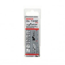 Пилки для лобзика Bosch T101BF (25шт)