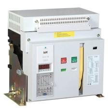 Автоматичний вимикач IEK BA07-M3200A 3P 3200А 80кА
