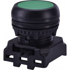 Кнопка-модуль втоплена ETI 004771241 EGF-G (зелена)