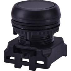 Кнопка-модуль втоплена ETI 004771242 EGF-C (чорна)
