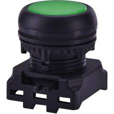 Утоплена кнопка-модуль з підсвічуванням ETI 004771251 EGFI-G (зелена)
