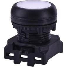 Утоплена кнопка-модуль з підсвічуванням ETI 004771253 EGFI-W (біла)