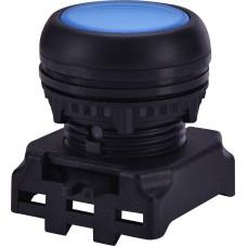 Утоплена кнопка-модуль з підсвічуванням ETI 004771254 EGFI-B (синя)
