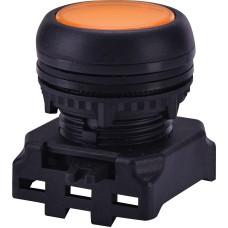 Утоплена кнопка-модуль з підсвічуванням ETI 004771255 EGFI-A (помаранчева)