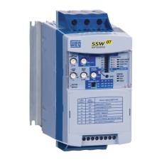 Пристрій плавного пуску WEG 004658125 EXSSW07 24 230/380V 24A/11kW