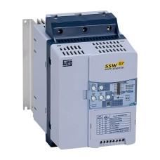 Пристрій плавного пуску WEG 004658128 EXSSW07 61 230/380V 61A/30kW