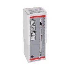 Пилки для лобзика Bosch T345XF (100шт)
