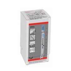 Лобзикові пилки Bosch T123XF (100шт)
