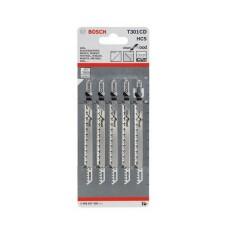 Пилки для лобзика Bosch T301CD (5шт)