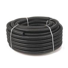 Черная гофротруба полиамидная Ø7мм, DKC