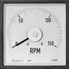 Тахометр 240˚ (шкала на замовлення) 72x72 мм