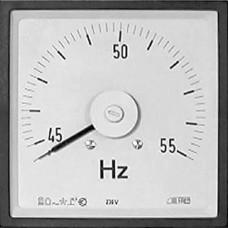Частотомір 240˚ 55-65Гц 72x72 мм
