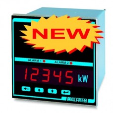 Частотомір стрілочний з релейним виходом, 2 Min, 35-200Гц (1-600В)