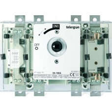 вимикач навантаження під запобіжники NH1,250А, 3P